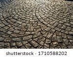 Background Texture Of Ground...