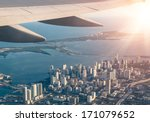 Miami Skyline From The Airplan...