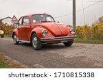 Vintage German Car Volkswagen...