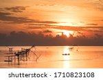 Sunrise At Baan Pak Pra In...