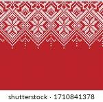 Norway Festive Sweater Fairisle ...