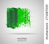 grunge art banner  vector...   Shutterstock .eps vector #171087035