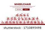 Wheelchair For Invalid Landing...