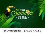 It's Summer Time Illustration...