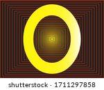 o symbol copyright vector image | Shutterstock .eps vector #1711297858