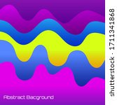 abstract background with... | Shutterstock .eps vector #1711341868