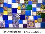 Ceramic Tile Mural In The...