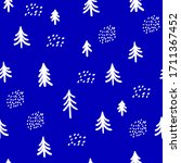 abstract seamless pattern... | Shutterstock .eps vector #1711367452