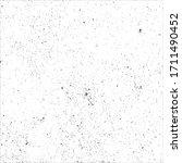 vector grunge black and white... | Shutterstock .eps vector #1711490452