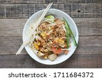 Fried Noodle Thai Style With...