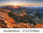 Panoramic View From Rohac Peak...
