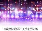 background image of stage in... | Shutterstock . vector #171174725