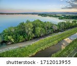Lake  Lonetree Reservoir   And...