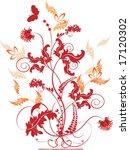 autumn vertical banners   Shutterstock .eps vector #17120302