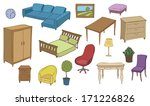 furniture and decoration color...