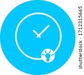 idea lamp time  clock  watch in ...
