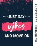 just say yikes and move on...   Shutterstock .eps vector #1712316745