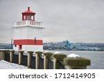 Brockton Point Lighthouse...