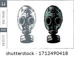 Gas Mask Vector Illustration  ...