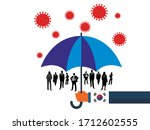 business people vector flat... | Shutterstock .eps vector #1712602555