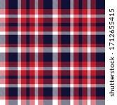Red Plaid  Checkered  Tartan...