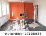 flat renovation | Shutterstock . vector #171280655