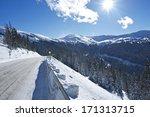 Winter Drive In Colorado....