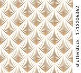art deco trellis lines seamless ...   Shutterstock .eps vector #1713206362