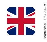 united kingdom flag icon. union ... | Shutterstock .eps vector #1713218275