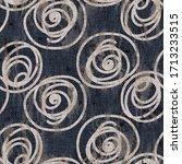 seaumless neutral worn faded... | Shutterstock . vector #1713233515