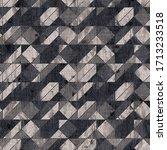 seaumless neutral worn faded... | Shutterstock . vector #1713233518