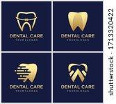 Dental Clinic Logo With...