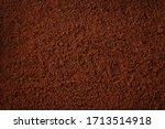 Coffee Grind Texture Background ...