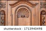 Door Of An Administration...