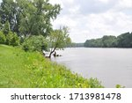 On The Banks Of The Wabash River