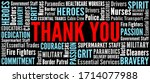Thank You Wordcloud For...