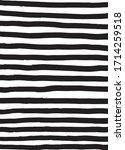 Real Black Stripes Of Ink....
