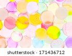 crystal ball | Shutterstock . vector #171436712