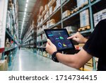 Smart warehouse management...