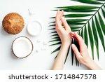 Coconut Oil Hand Cream  Organic ...