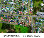 Panoramic Drone Aerial View...