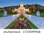 The Vermont State House In...