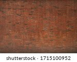 Old Brick Tiles Wall Background ...