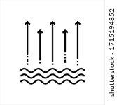 Evaporation Icon  Process Which ...
