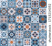 Gorgeous Seamless Pattern In A...