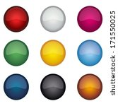 button set | Shutterstock .eps vector #171550025