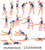 vector illustration on a... | Shutterstock .eps vector #1715540458