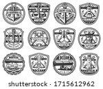 marine vector icons  yacht club ...   Shutterstock .eps vector #1715612962