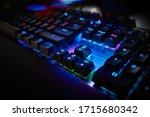 Gaming Rgb Led Backlit Keyboard