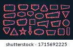 light frame  vector...   Shutterstock .eps vector #1715692225